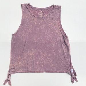 American Eagle Soft & Sexy Tie Dye Tank Shirt!!